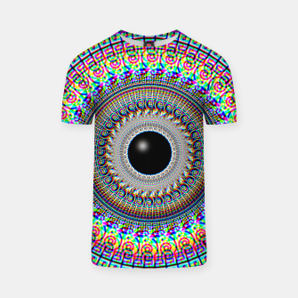 Thumbnail image of Geometric Acid T-shirt, Live Heroes
