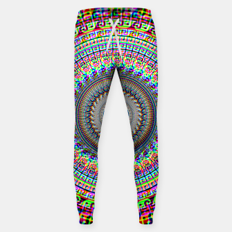 Miniatur Geometric Acid Sweatpants, Live Heroes