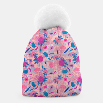 Thumbnail image of Floral Pattern #3 Beanie, Live Heroes