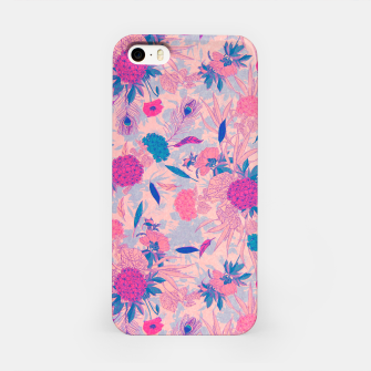 Thumbnail image of Floral Pattern #3 iPhone Case, Live Heroes