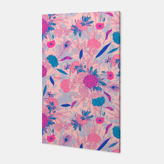 Thumbnail image of Floral Pattern #3 Canvas, Live Heroes