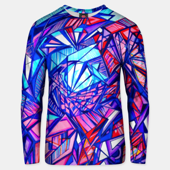 Thumbnail image of The Door Project  Unisex sweater, Live Heroes