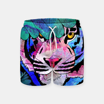 Thumbnail image of I see you! Swim Shorts, Live Heroes