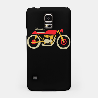 Thumbnail image of Caferacer Samsung Case, Live Heroes