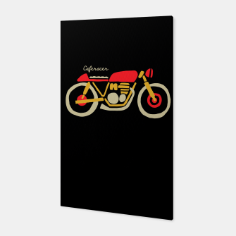 Thumbnail image of Caferacer Canvas, Live Heroes