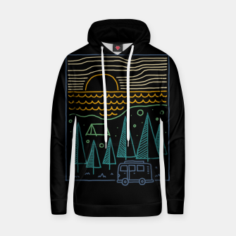 Thumbnail image of Camp River Hoodie, Live Heroes