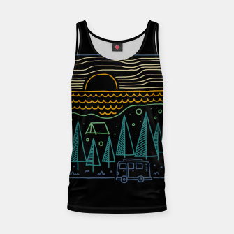 Thumbnail image of Camp River Tank Top, Live Heroes