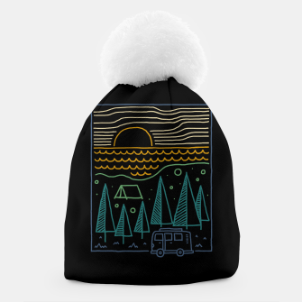 Thumbnail image of Camp River Beanie, Live Heroes