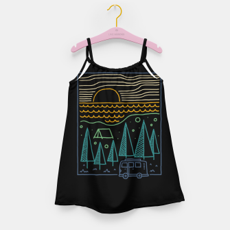 Thumbnail image of Camp River Girl's dress, Live Heroes