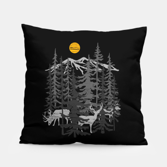 Thumbnail image of Deers Pillow, Live Heroes