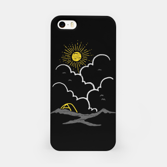 Miniatur On the Top (Mountain) iPhone Case, Live Heroes