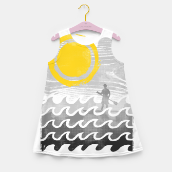 Thumbnail image of Standup Paddle Girl's summer dress, Live Heroes