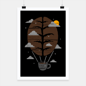 Thumbnail image of Coffeemagination Poster, Live Heroes