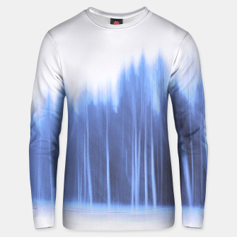Thumbnail image of Forest in a row Unisex sweater, Live Heroes