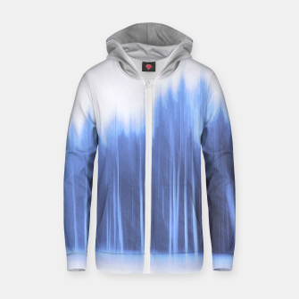 Thumbnail image of Forest in a row Zip up hoodie, Live Heroes