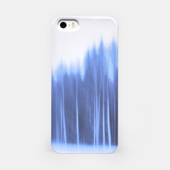 Miniatur Forest in a row iPhone Case, Live Heroes