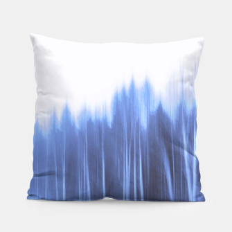 Thumbnail image of Forest in a row Pillow, Live Heroes