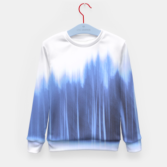 Thumbnail image of Forest in a row Kid's sweater, Live Heroes