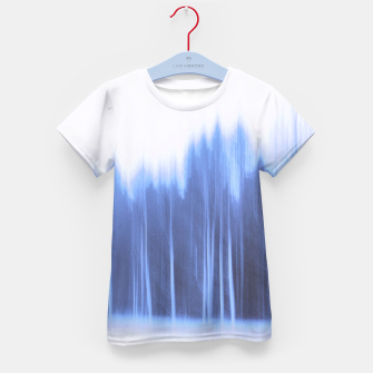 Thumbnail image of Forest in a row Kid's t-shirt, Live Heroes