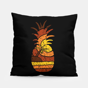 Thumbnail image of Pineapple and Beach Pillow, Live Heroes