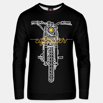 Thumbnail image of Caferacer Unisex sweater, Live Heroes