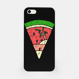 Miniatur Watermelon and Beach iPhone Case, Live Heroes
