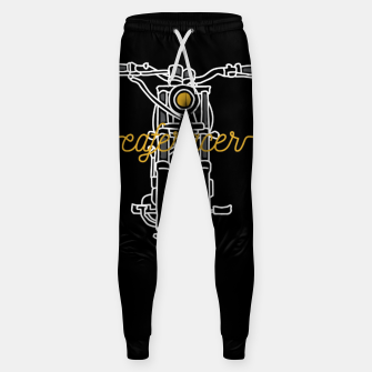 Thumbnail image of Caferacer Sweatpants, Live Heroes