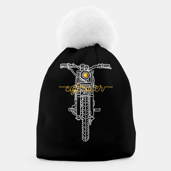 Thumbnail image of Caferacer Beanie, Live Heroes