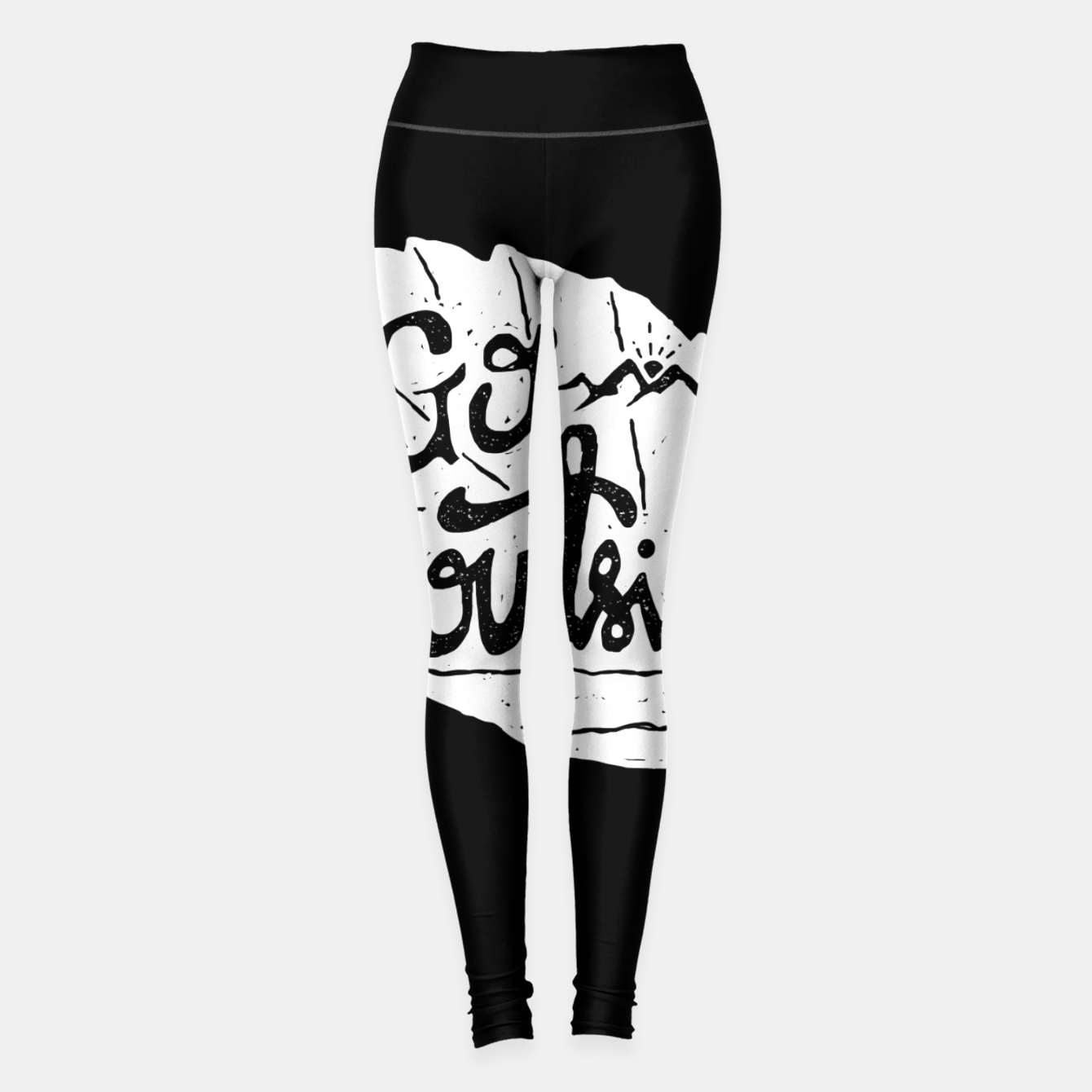 Image de Go Outside Leggings - Live Heroes