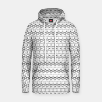 Thumbnail image of Floral Graphene Sudadera con capucha, Live Heroes