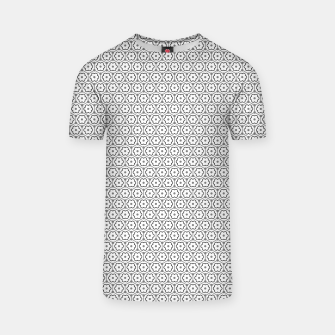 Thumbnail image of Floral Graphene Camiseta, Live Heroes
