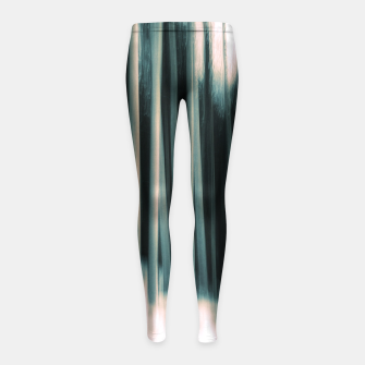Thumbnail image of Flash of silver Girl's leggings, Live Heroes