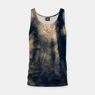 Thumbnail image of abstract misty forest painting hvhdall Tank Top, Live Heroes