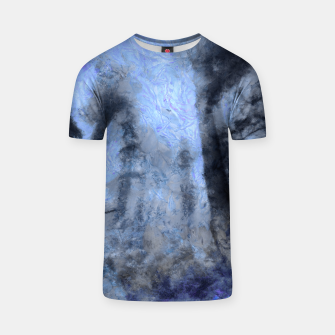 Thumbnail image of abstract misty forest painting hvhdc80 T-shirt, Live Heroes