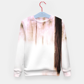 Thumbnail image of Pink winter Kid's sweater, Live Heroes