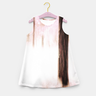 Thumbnail image of Pink winter Girl's summer dress, Live Heroes