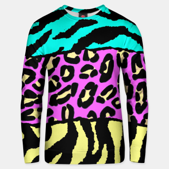 Thumbnail image of Wyld Animal 2 Unisex sweater, Live Heroes