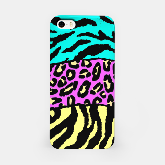 Miniatur Wyld Animal 2 iPhone Case, Live Heroes