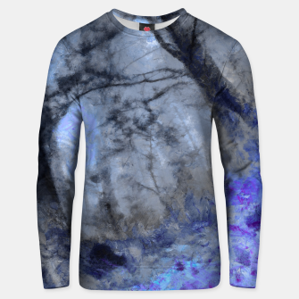 Thumbnail image of abstract misty forest painting hvhd hfc80 Unisex sweater, Live Heroes