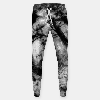 Miniature de image de abstract misty forest painting hvhd hfbw Sweatpants, Live Heroes