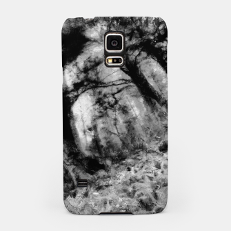 Miniature de image de abstract misty forest painting hvhd hfbw Samsung Case, Live Heroes