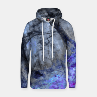 Miniature de image de abstract misty forest painting hvhd hfc80 Hoodie, Live Heroes