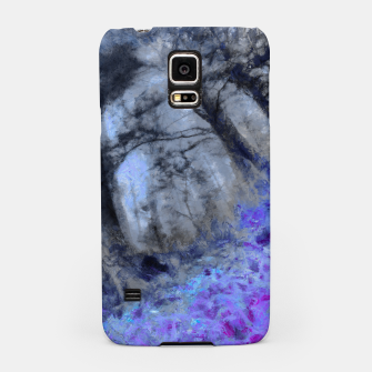 Miniature de image de abstract misty forest painting hvhd hfc80 Samsung Case, Live Heroes