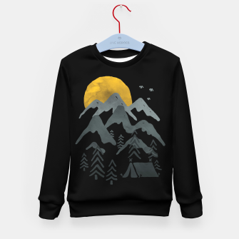 Miniatur Roam Kid's sweater, Live Heroes