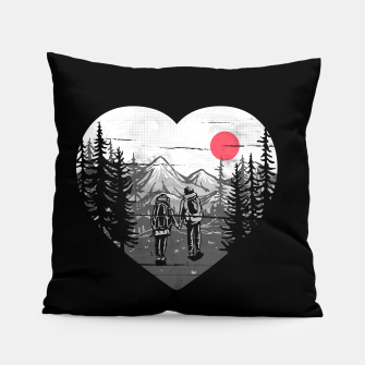 Miniatur Hike and Love Pillow, Live Heroes