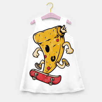 Thumbnail image of Pizzaboarding Girl's summer dress, Live Heroes