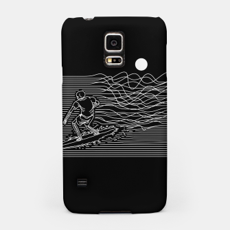 Thumbnail image of Surf Line Samsung Case, Live Heroes
