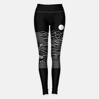 Thumbnail image of Surf Line Leggings, Live Heroes