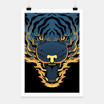 Thumbnail image of Tiger Fire Poster, Live Heroes