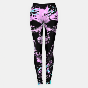 Miniatur Horror Leggings, Live Heroes